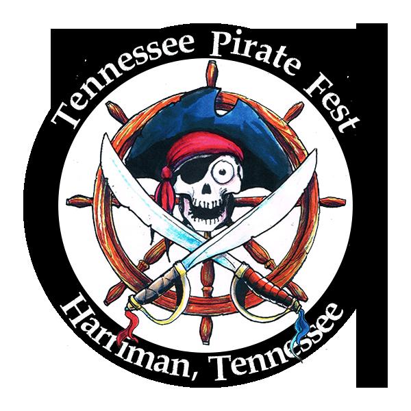 TN Pirate Fest Badge